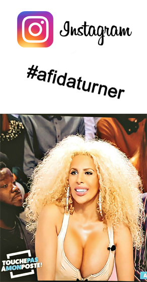 Afida Turner Instagram